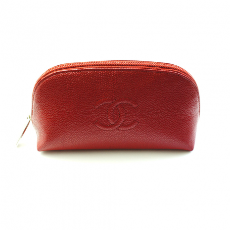 2588fe0a8905 Women's :: Small Fashion Goods :: Make-up Bags :: CHANEL Classic CC ...