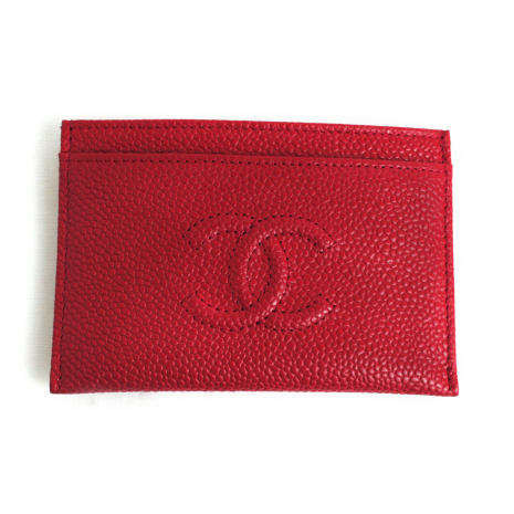 f528e3f88d65 Women's :: Wallets and Coin Cases :: Card Cases :: CHANEL credit ...
